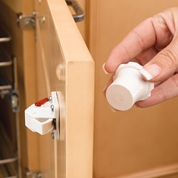 Rev-A-Lock RAL-101-1 Cabinet Security System