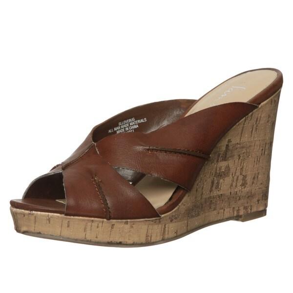 Sam & Libby Women's 'Lovebug' Natural Espadrille Slip-on Sandals