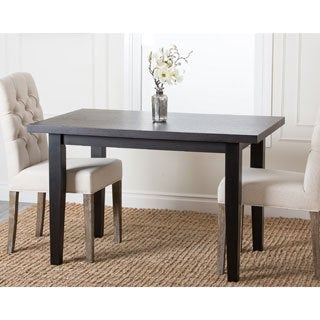 Abbyson Living Casablanca Rectangle Espresso Dining Table