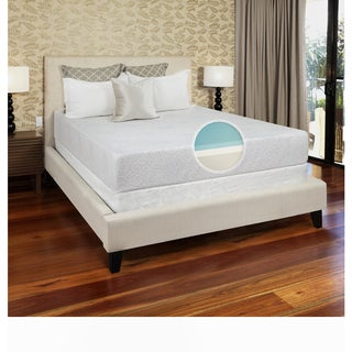 Select Luxury Gel Memory Foam 8-inch Queen-size Medium Firm Mattress