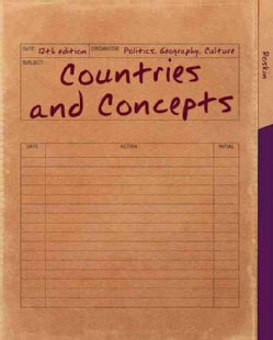 Countries and Concepts: Politics, Geography, Culture (Paperback)