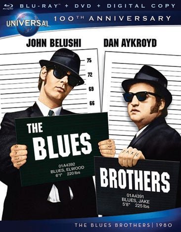 The Blues Brothers (Blu-ray/DVD)