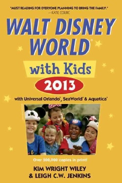Fodor's 2013 Walt Disney World With Kids (Paperback)