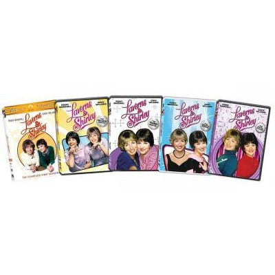 Laverne & Shirley: Five Season Pack (DVD)