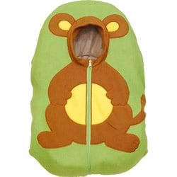 Kangaroo Infant Car Seat Fleece Cover