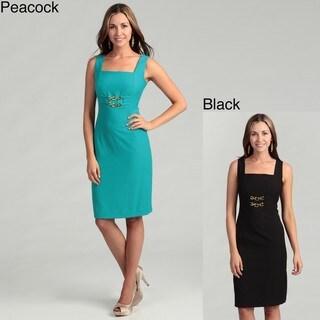 Ellen Tracy Women's Bi-stretch Dress