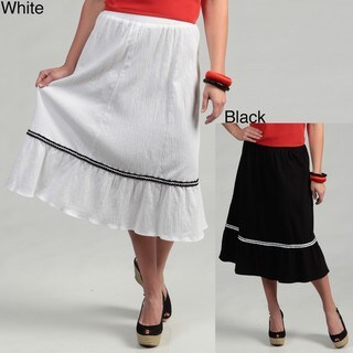 Requirements Women's Ribbon and Ruffled Skirt FINAL SALE