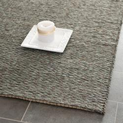 Safavieh Handwoven Doubleweave Sea Grass Teal Rug (8' x 10')