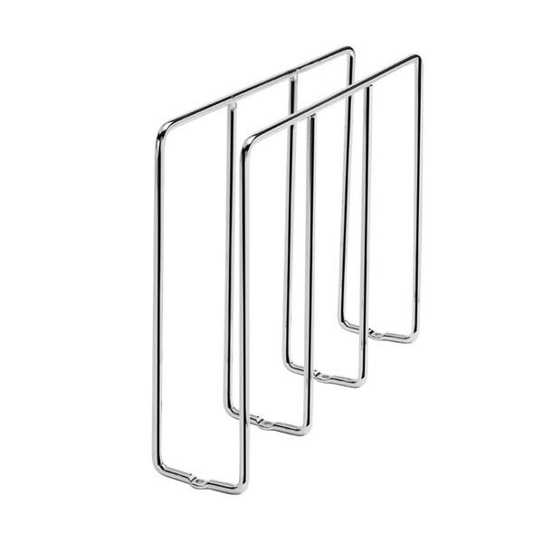 Rev-A-Shelf 596-10CR-52 Chrome Bakeware Organizer