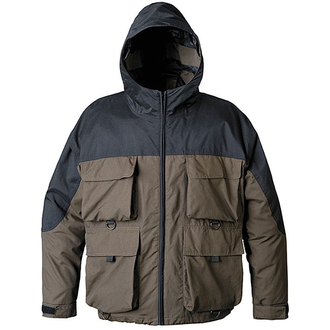 Mossi Men's RX-3 Brown/ Black Rainwear Jacket at Sears.com