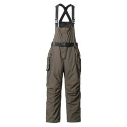 Mossi Men's RX-3 Rainwear Brown/ Black Bib