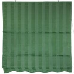 Striped Roman Shade (48 in. x 72 in.)(China)