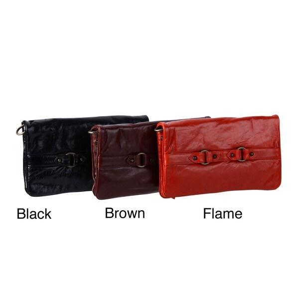 Latico Small Leather Crossbody Bag