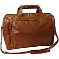 Amerileather 18-inch Leather Carry-on Weekend Duffel Bag