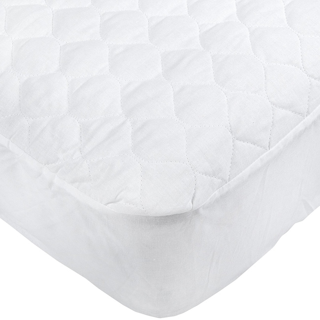 ABC Waterproof Quilted Cradle Mattress Pad