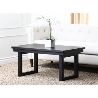 Abbyson Living Hampton Espresso Coffee Table