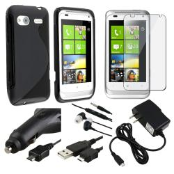 Case/ Screen Protector/ Headset/ Chargers/ Cable for HTC Radar