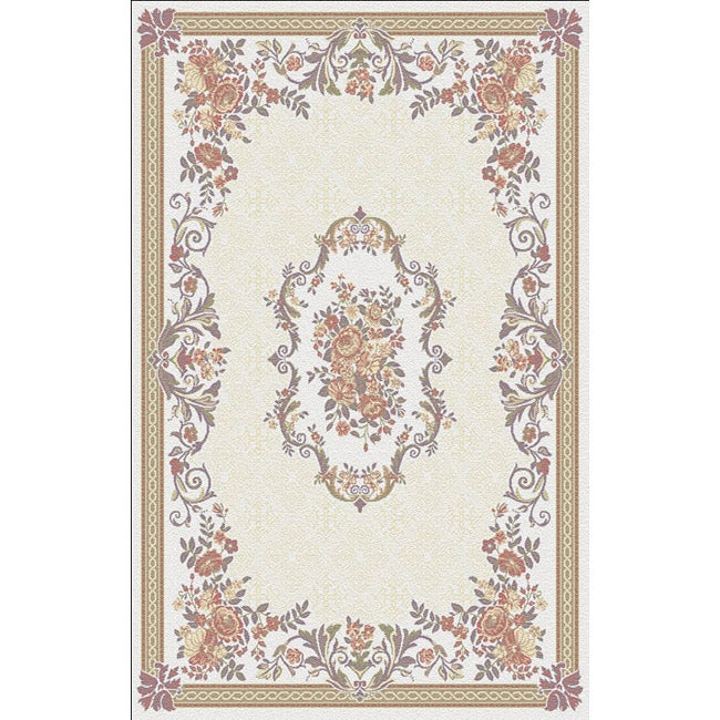 Woven Emperor Teastain Accent Rug (3'3 x 4'7)