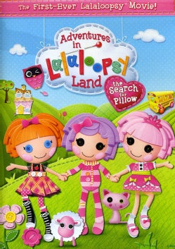 Adventures In Lalaloopsy Land: The Search For Pillow (DVD)