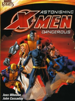 Marvel Knights Astonishing X-Men: Dangerous (DVD)
