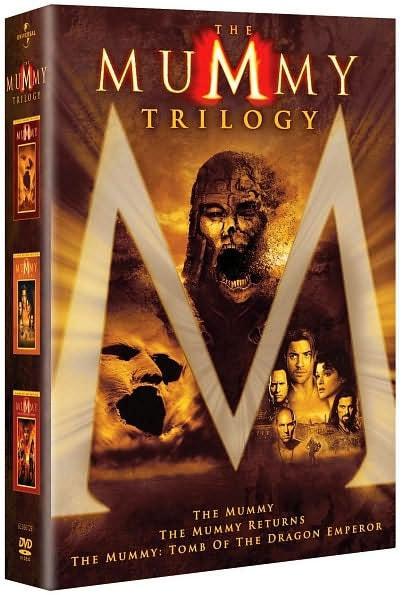 The Mummy Trilogy (DVD)