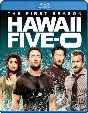 Hawaii Five-o (2010): The First Season (Blu-ray Disc)