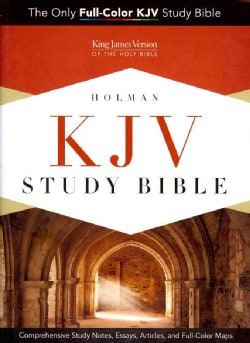 Holman KJV Study Bible: King James Version of the Holy Bible (Hardcover)
