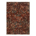 Blended Wool Forest Stone Area Rug (4' x 6')