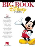 The Big Book of Disney Songs: Trombone (Paperback)