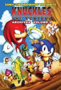 Knuckles the Echidna Archives 3 (Paperback)