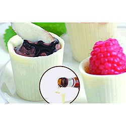 Lang's Chocolates White Chocolate Dessert Cups (Case of 128)