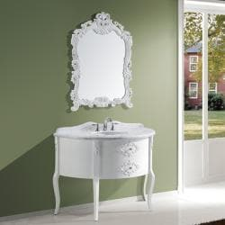 Virtu USA Abigail 48-inch Single Sink Bathroom Vanity Set