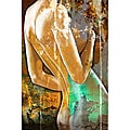 Maxwell Dickson 'Essence' Modern Canvas Wall Art