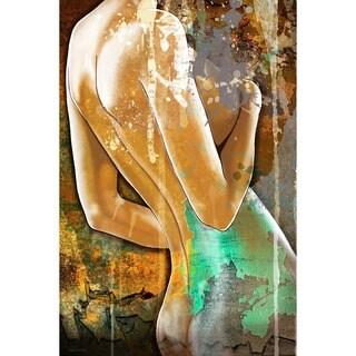 Maxwell Dickson 'Essence' Modern Canvas Wall Art