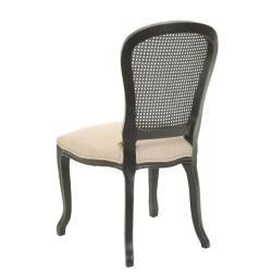 Safavieh Bordeaux Grey Side Chairs (Set of 2)