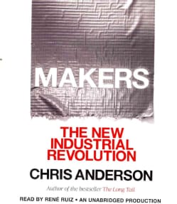 Makers: The New Industrial Revolution (CD-Audio)