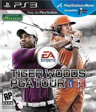 PS3 - Tiger Woods PGA Tour 13