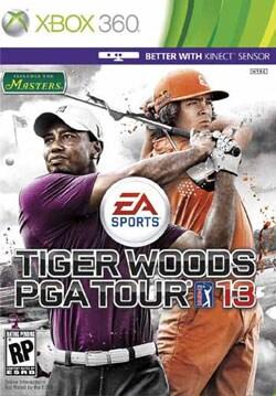 X360 - Tiger Woods PGA Tour 13