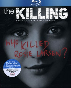 The Killing Season 1 (Blu-ray Disc)