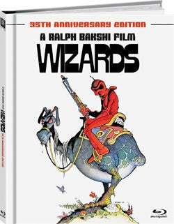 Wizards - 35th Anniversary Edition DigiBook (Blu-ray Disc)