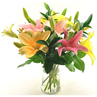 Sweets in Bloom 'Spring Lilies' Gift Bouquet