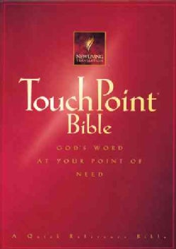 Touchpoint Bible: God's Word at Your Point of Need (Paperback)