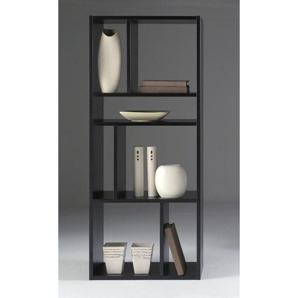 Jesper Office Zen Espresso Storage Bookcase
