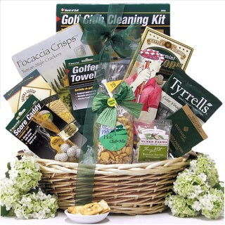 Above Par Golf Gift Basket