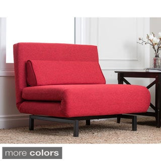 Abbyson Living Verona Fabric Convertible Chair/ Bed