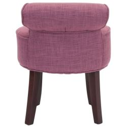 Safavieh Rochelle Rose Vanity Chair