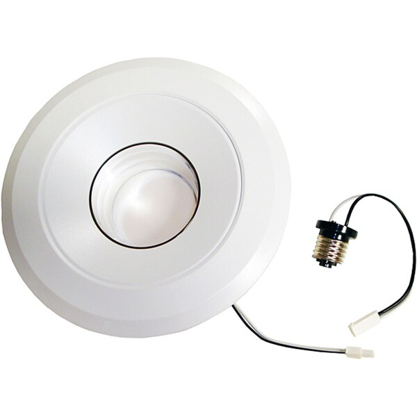 lighting 6 inch recessed trim black baffle br30 par30 ceiling light. Black Bedroom Furniture Sets. Home Design Ideas