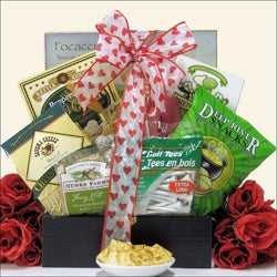'Just Fore You' Father's Day Golf Gift Basket