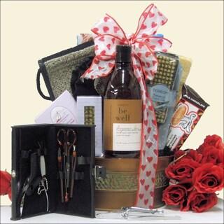 'Just for Men' Valentine's Day Spa Gift Basket
