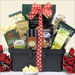Want To 'Tool' Around?: Valentine's Day Snack Gift Basket